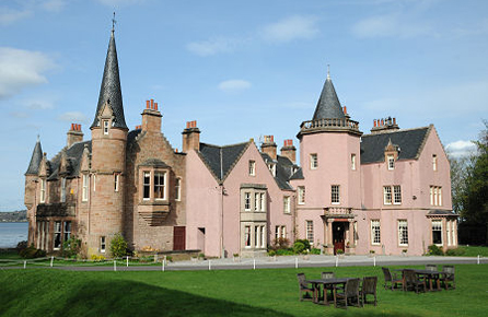 hotel de charme Inverness, Bunchrew House Hotel Inverness