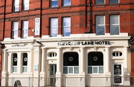 hotels de charme Liverpool, Penny Lane Hotel Liverpool
